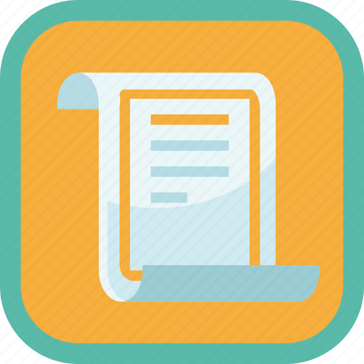 badge, deed, document, documents, gamification, paper, reward icon