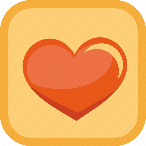 badge, gamification, heart, like, love icon