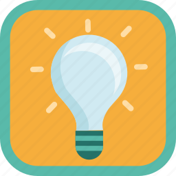 award, badge, bulb, electric, gamification, idea, lamp, light, lightning icon