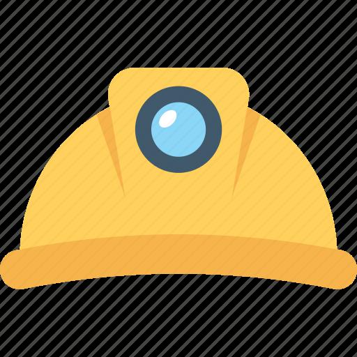 builder hat, hardhat, headgear, helmet, protection equipment icon