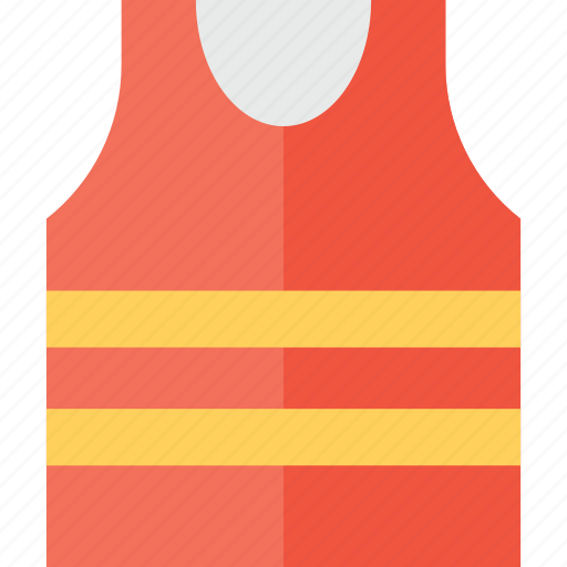 Cork jacket, life jacket, life vest, safety jacket icon - Download on Iconfinder