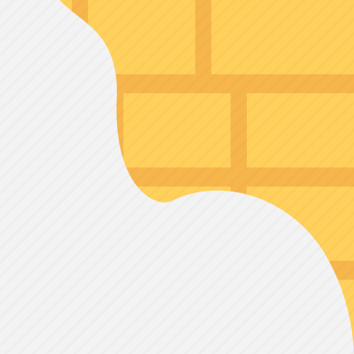 blocks, bricks, construction, partition, wall icon