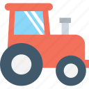 farm tractor, farm vehicle, tractor, transport, vehicle