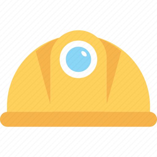 builder hat, hardhat, headgear, helmet, protection equipment icon