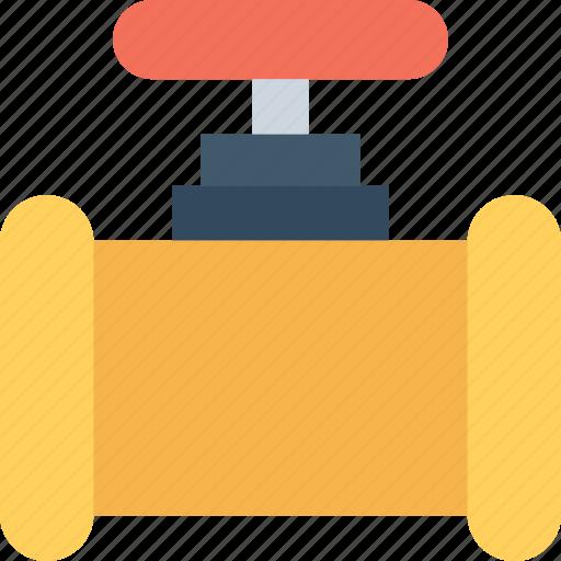 plumbing, spigot valve, water supply, water valve icon