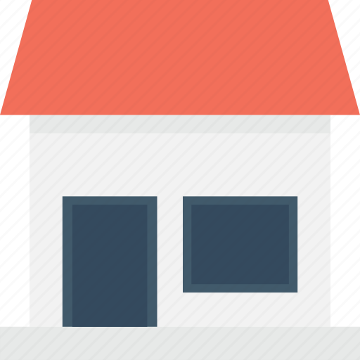 building, home, house, real estate, villa icon