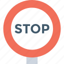 danger sign, stop sign, traffic regulatory, traffic sign, warning symbol icon