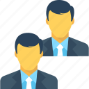 businessman, manager, person, profile picture, user