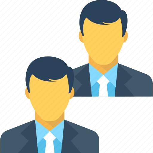 businessman, manager, person, profile picture, user icon