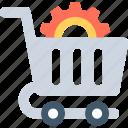 gear, seo, seo services, shop setting, shopping cart