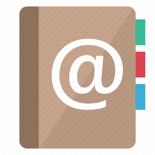 Address, book, contacts, list, communication, interaction, network icon - Download on Iconfinder