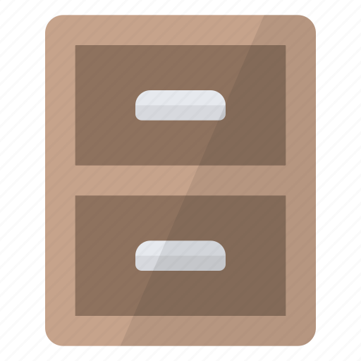 archive, document, drawer, furniture, office, storage, store icon