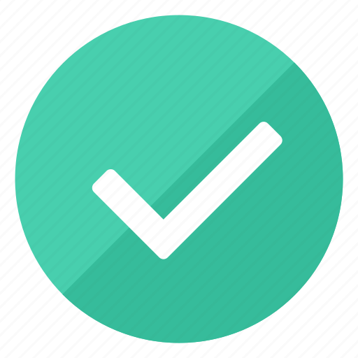 Ok, verified, approved, check, checkmark, done, good icon - Download on Iconfinder