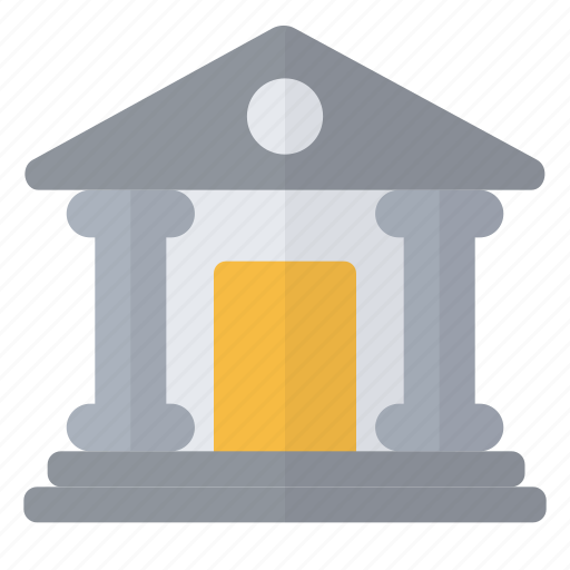 assets, bank, institution, money, safe icon