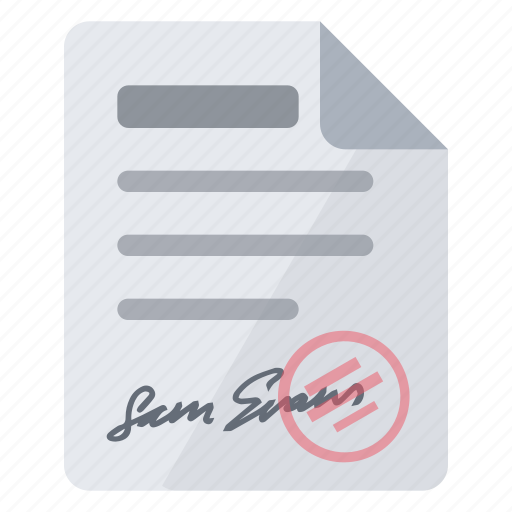 agreement, both, contract, parties, signature, text icon