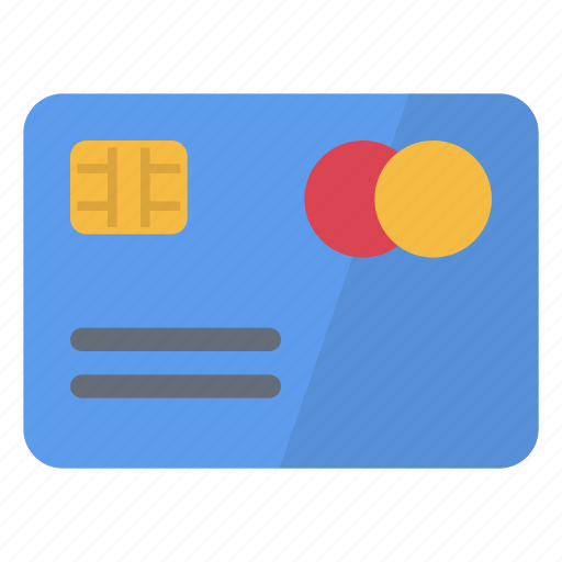 card, chip, credit, front, information, money, pay icon