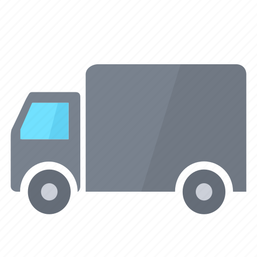 delivery, truck icon