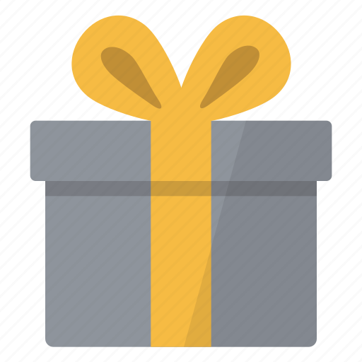 business, gift, happiness, present, reward icon