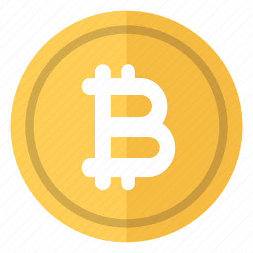 Bitcoin Currency Logo Money Virtual Icon