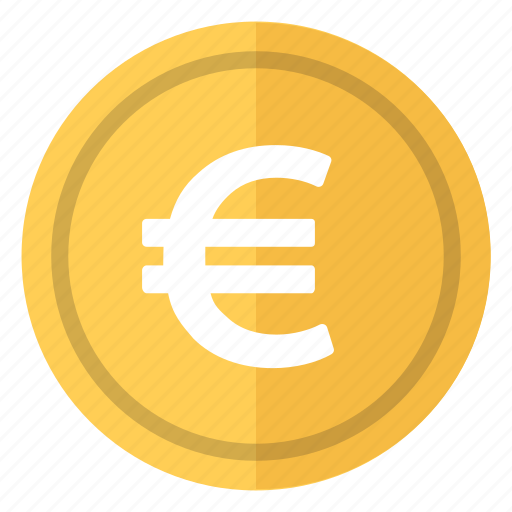 Coin, currency, euro, europe, money icon - Download on Iconfinder