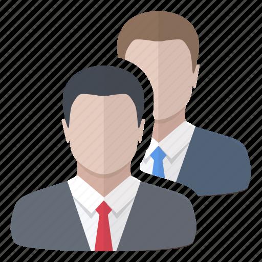 employees, people, vendors icon