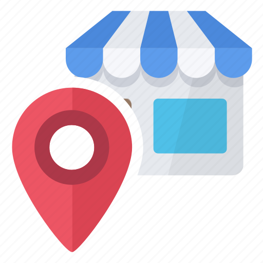 buy, local, market, place, proximity, shop, store icon