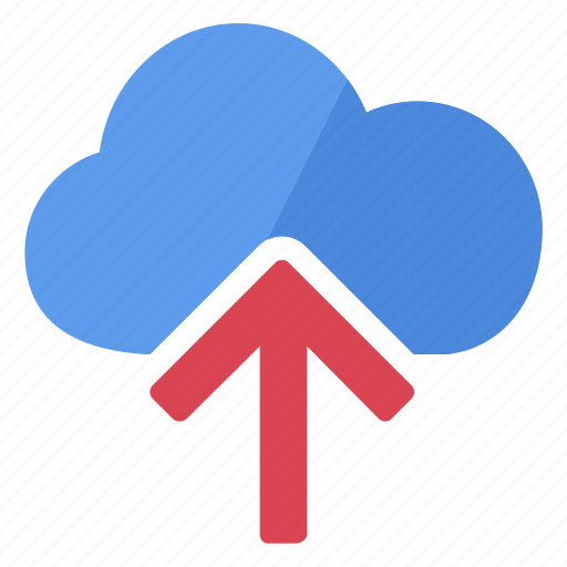 cloud, data, document, file, upload icon