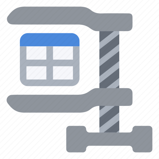 compress, schedule, table icon