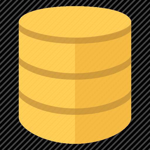 Data, database, information icon - Download on Iconfinder