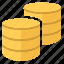 files, folders, documents, data, databases