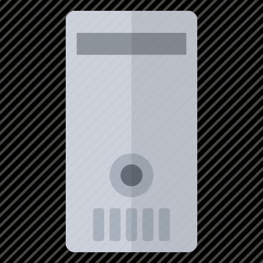 central, dedicated, server, unity icon