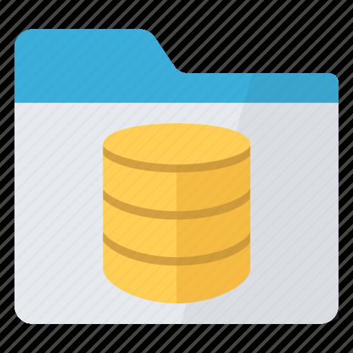 data, database, tab icon