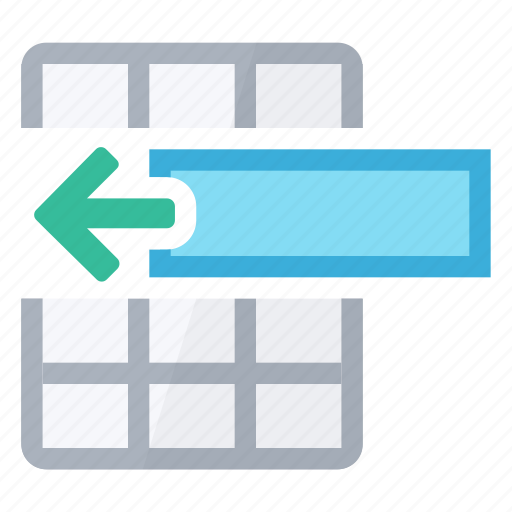 add, insert, row, table icon