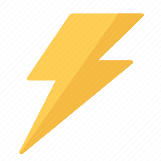 charge, electricity, energy, execute, thunder icon