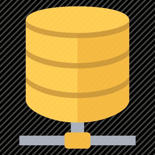data, database, documents, files, folders, information, network icon