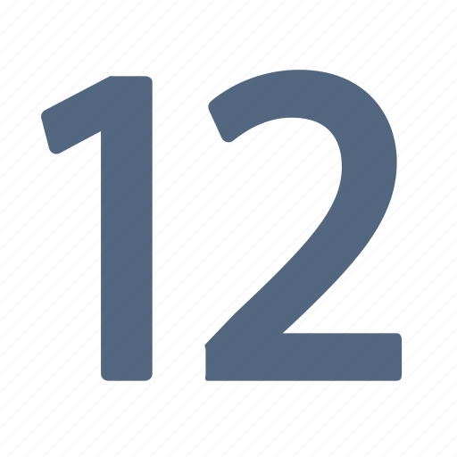 integer, number, type icon