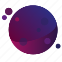 dots1, planet, gradients, galaxy, planets