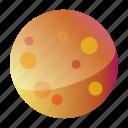circle, dots, dots3, planets icon