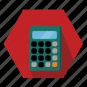 calculator, math, number icon