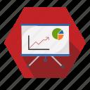 charts, graph, stats icon