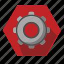 gear, option, setting icon