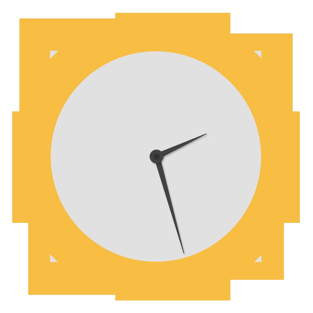clock icon icon search engine