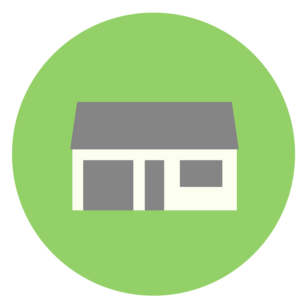 flat home icon. house icon flat home s