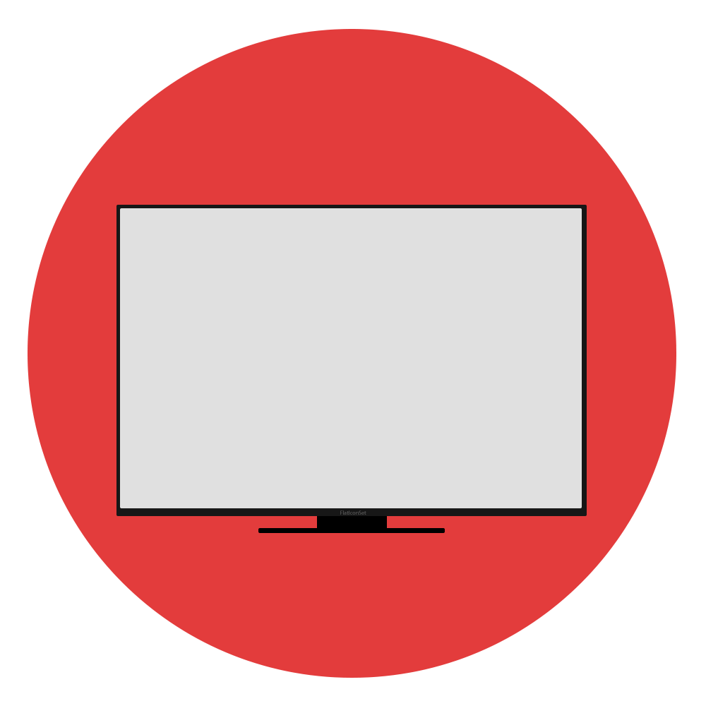 Television icon - Free download on Iconfinder
