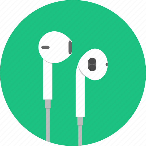 air, apple, earphones, headphones, ios, iosearphones, music icon