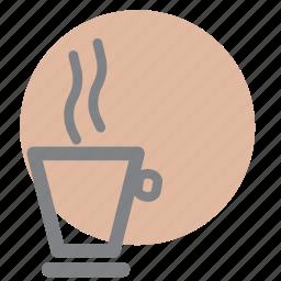 bar, coffee, cup, cute, drink, line, menu icon