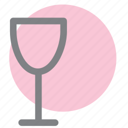 alcohol, bar, drink, glass, menu, party, wine icon