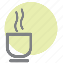 bar, cup, drink, food, glass, menu, tea icon