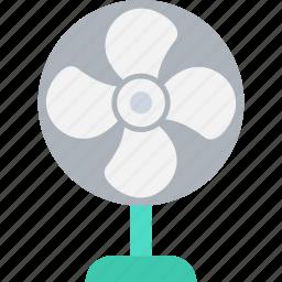 charging fan, electric fan, electricity, fan, pedestal fan, ventilator fan icon