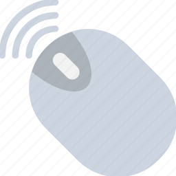 computer hardware, computer mouse, input device, pointing device, wireless mouse icon